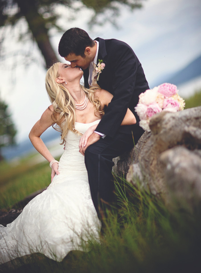 Lake Almanor Wedding ~ Ariell & Ken