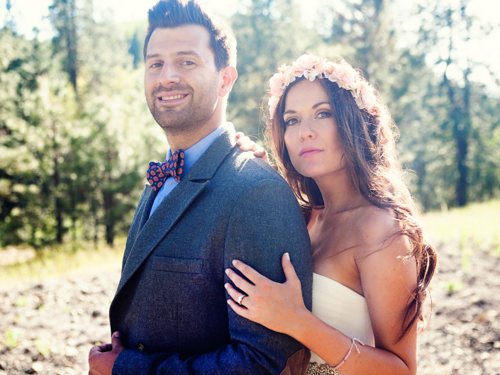 Twenty Mile House Boho Wedding ~ Kim & Matt