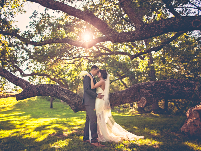 Gold Hill Gardens Wedding ~ Newcastle California