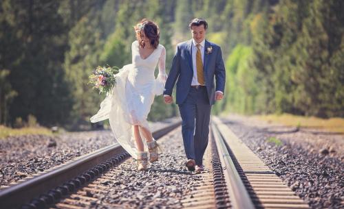 Twenty Mile House Wedding - Cromberg