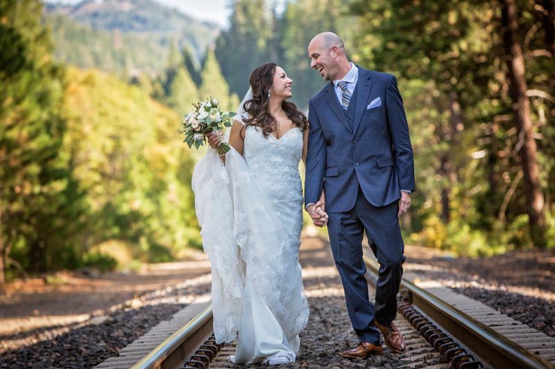 Twenty Mile House Wedding - October 2016