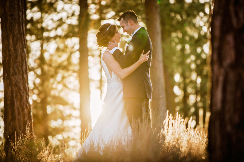 Nakoma Resort Wedding - Plumas County California