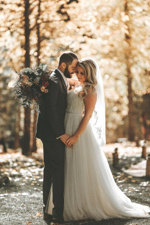 Twenty Mile House - Fall Wedding