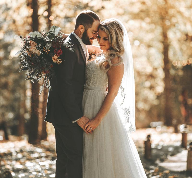 Twenty Mile House - Fall Wedding