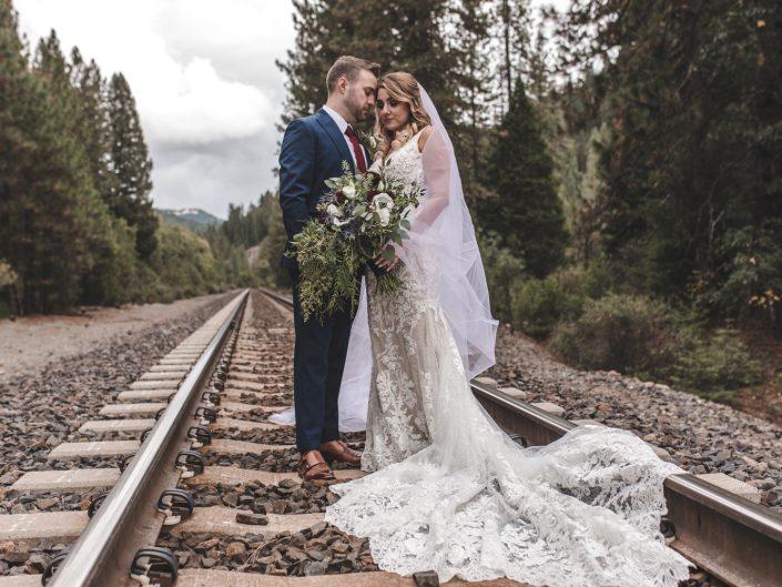 Gaelyn & Jordan - Twenty Mile House Wedding
