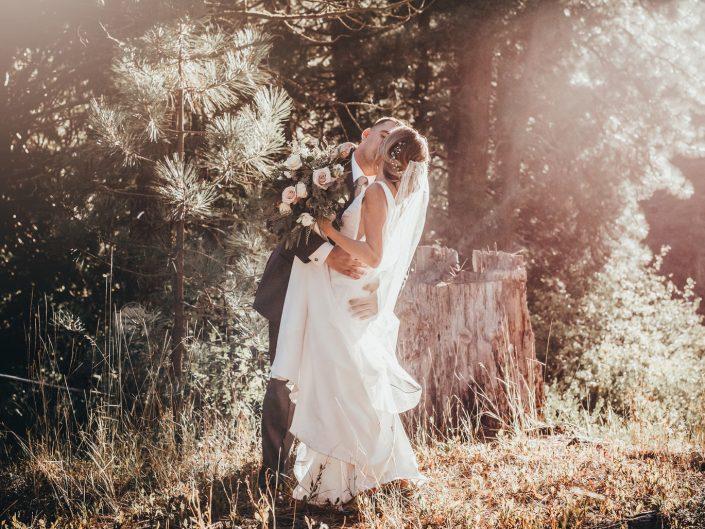 Sarah & Kelly - Twenty Mile House Wedding